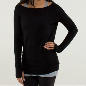 Chai Time Pullover II sweater size 6
